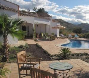 Casa Pimienta - vakantiehuis in Andalucië